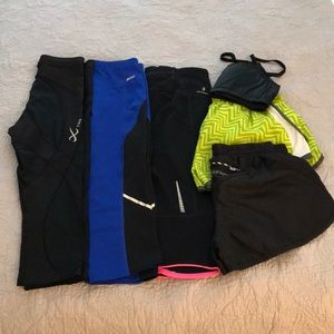 Epic spring workout bundle!!! All size S